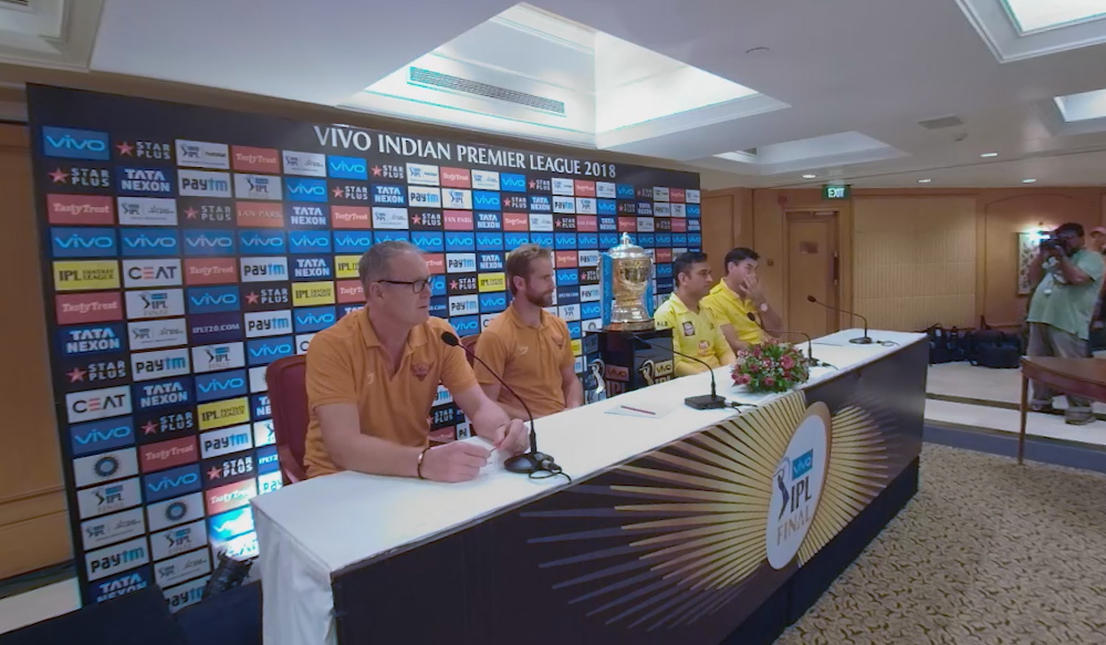 Press-conference before the final encounter! May 26