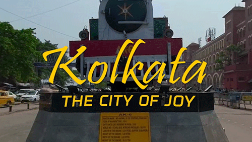 Kolkata The City Of Joy, April 14