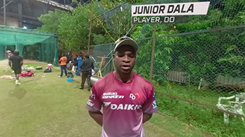 Junior Dala replaces Chris Morris in Delhi Daredevils, May 6
