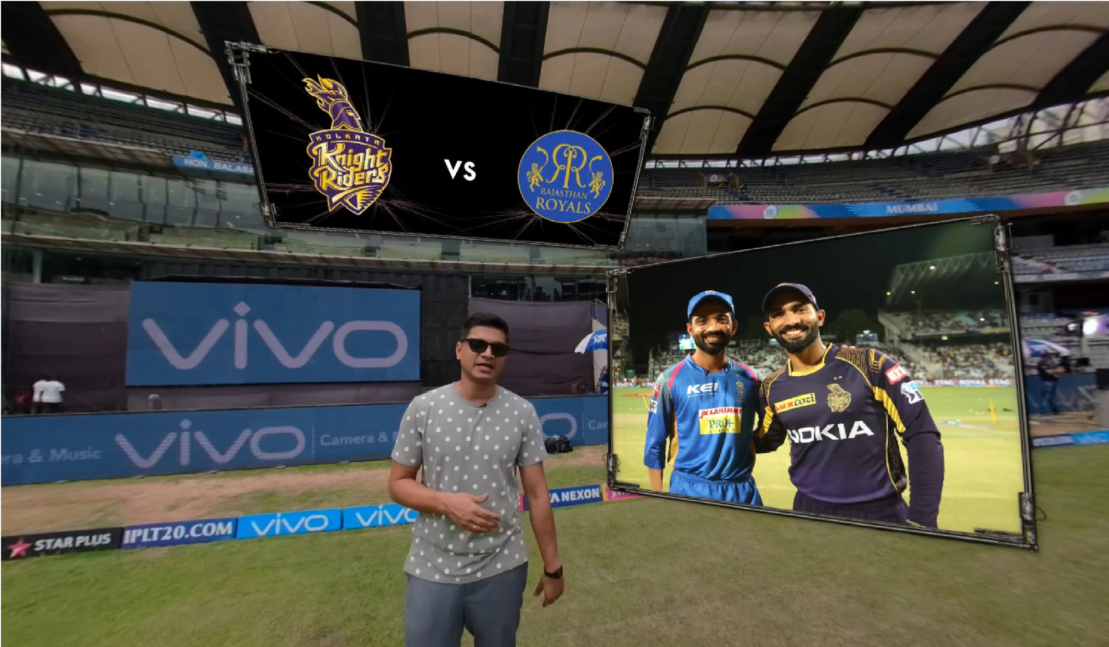 KKR vs RR Preview, May 22